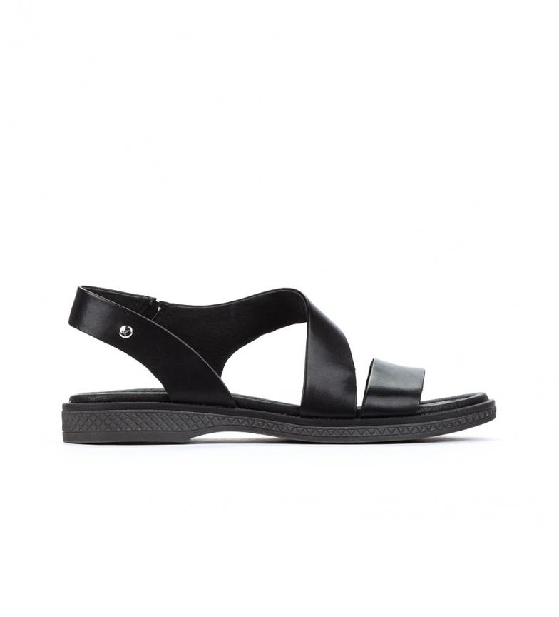 Comprar Pikolinos Leather Sandals Moraira W4E-0834 black