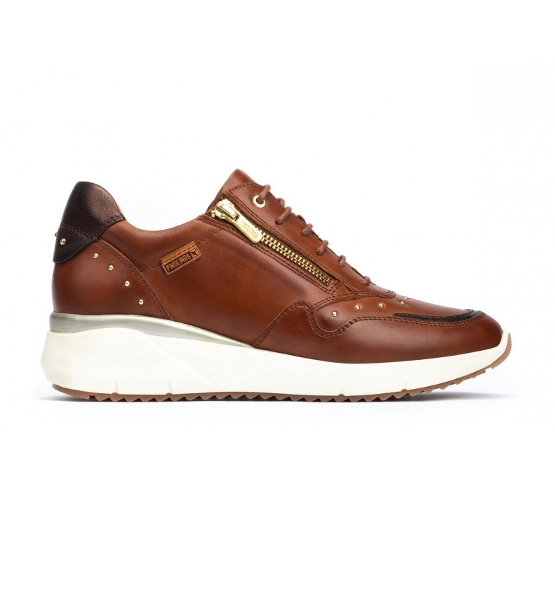 Pikolinos Sella leather sneakers leather