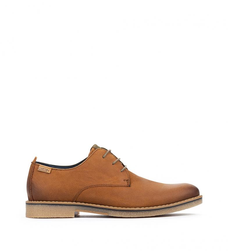 Comprar Pikolinos Zapatos de piel Irun M0E marrón
