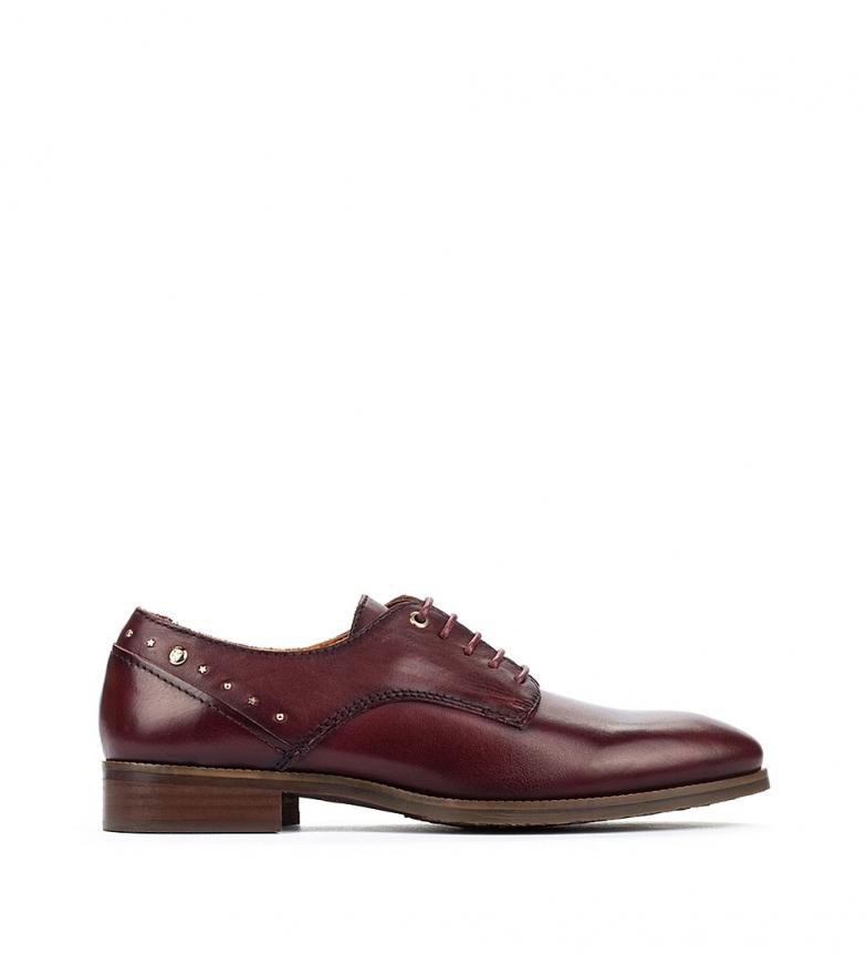 Comprar Pikolinos Royal W4D sapatos de couro brandy