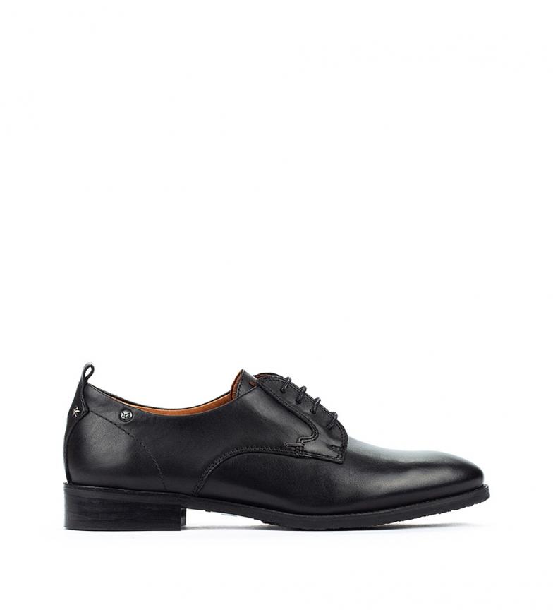 Comprar Pikolinos Royal W4D leather shoes black