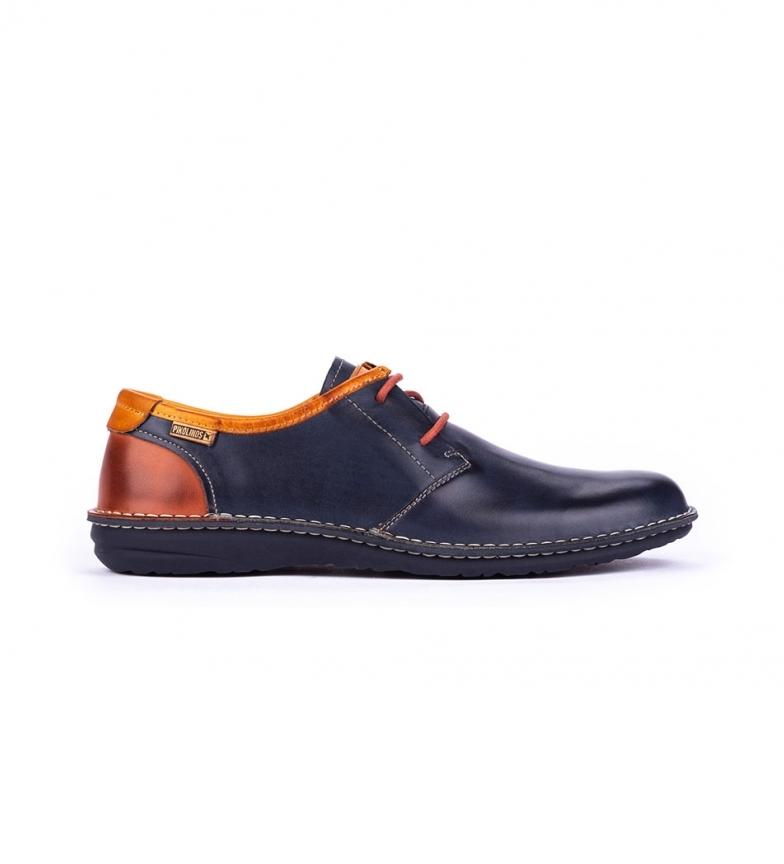 Comprar Pikolinos Chaussures en cuir Santiago M8M bleu marine