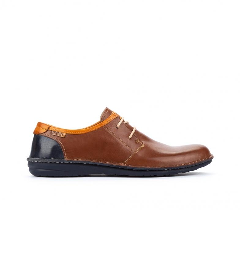Comprar Pikolinos Chaussures en cuir Santiago M8M marron