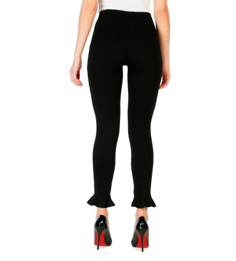 Pinko Pantalones 1G12Y5-6769 negro