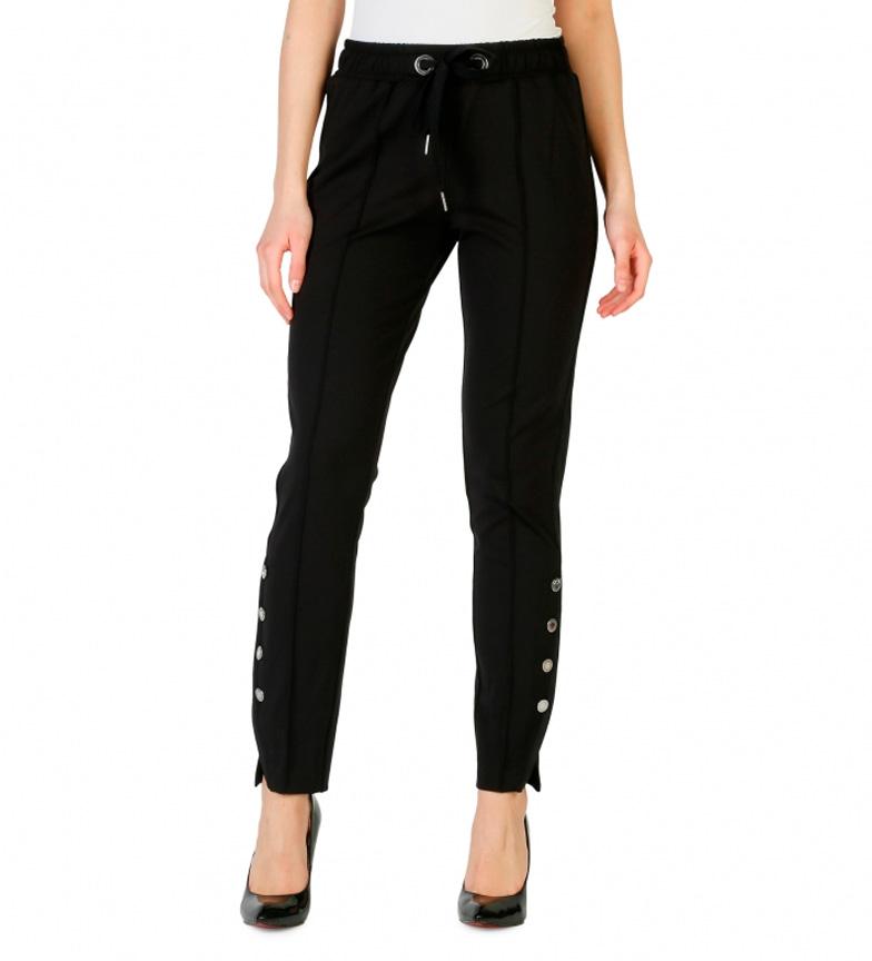 Pinko Pantalones 1G12YP-6769 negro