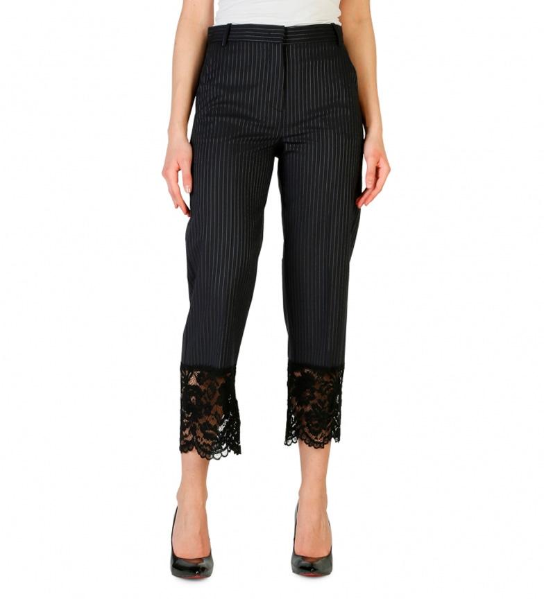 Pinko Pantalones 1g12zg-6812 Neger 100% clearance 2014 nye under 70 dollar samlinger billig pris veldig billig HC5lCd