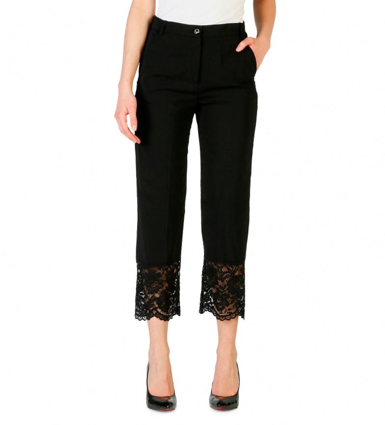 Pinko Pantalones 1G132Y_6781 negro