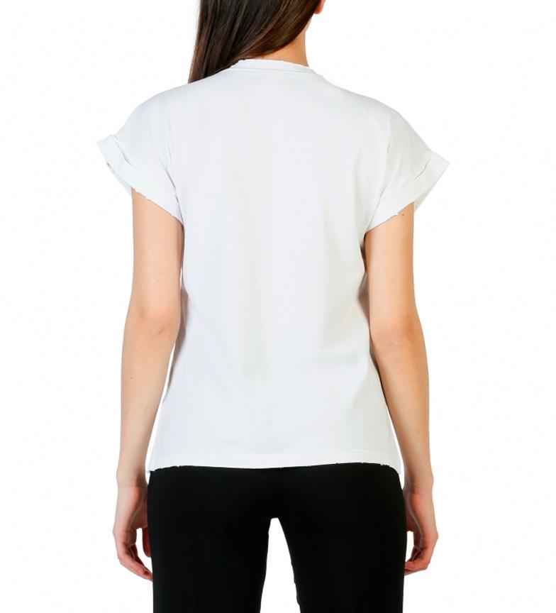 Pinko Camiseta 1g137j_y4c5 Blanco rimelig billig pris salg footlocker målgang 2014 online mfuHBP