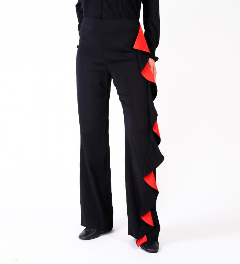 new products 8b76a 0b9c8 Comprar Pinko Pantalones Gabriella negro - your online ...