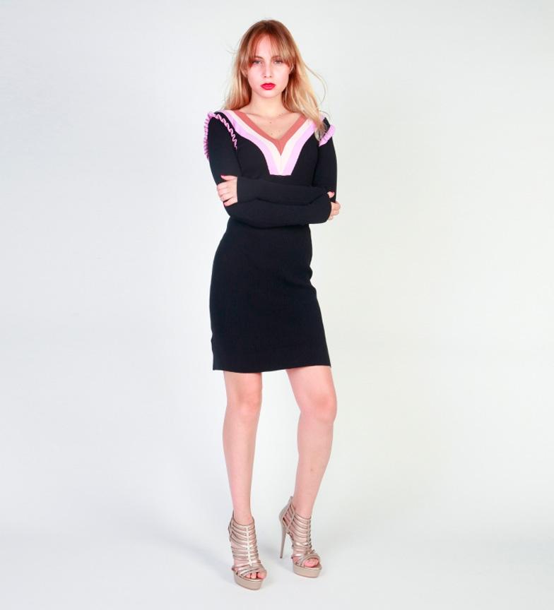 on sale 7c36e 46206 Comprar Pinko Vestido Filippa negro - your online Trekking store