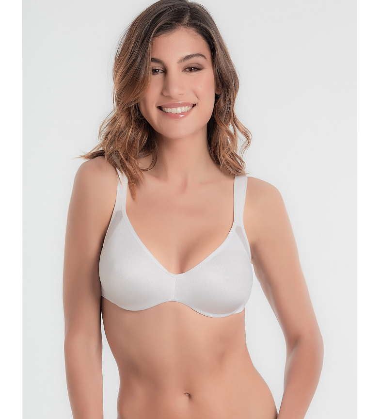 Comprar Playtex Minimizer reducer bra white