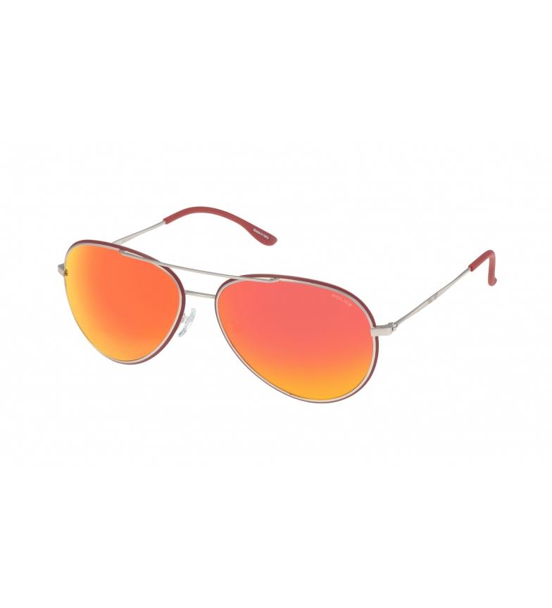 Comprar Police Unisex Sunglasses S8299M58Q05R red