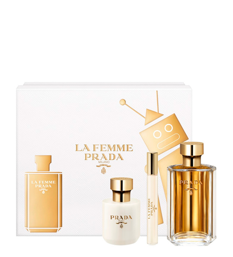 Comprar Prada LA FEMME PRADA LOTE 3 pz