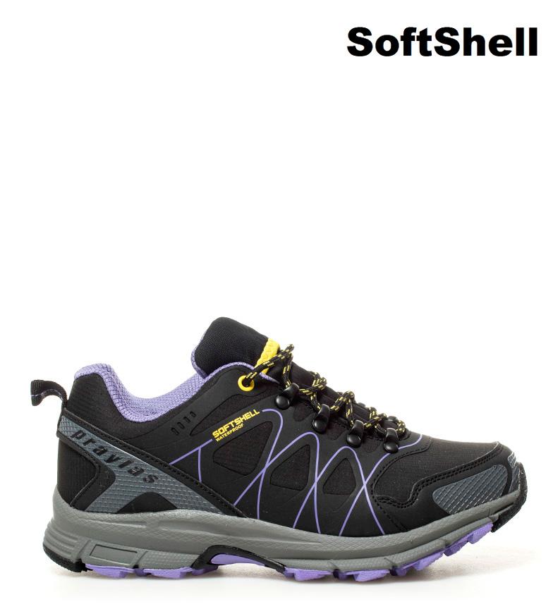 Softshell negro Membrana running b Deportivas b DINTEX® Praylas Elite CwZ6PPq