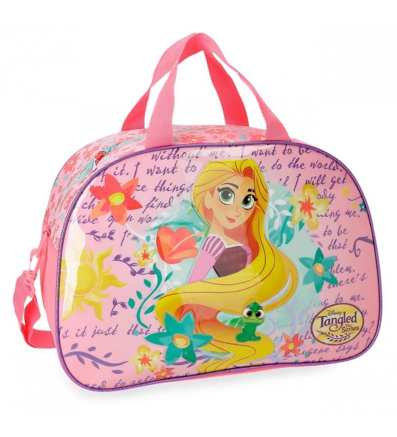 Comprar Princesas Bolsa de viaje Rapunzel -40x29x22cm-