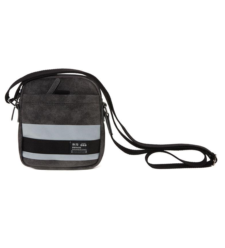 Comprar Privata Bandolera Strip black -20x17x5cm
