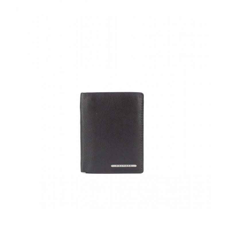 Comprar Privata Portafoglio in pelle MHPR82098 marrone -11x8x1cm-