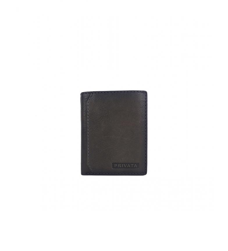 Comprar Privata Portafoglio in pelle MHPR84784 taupe -11x8,5x1cm-