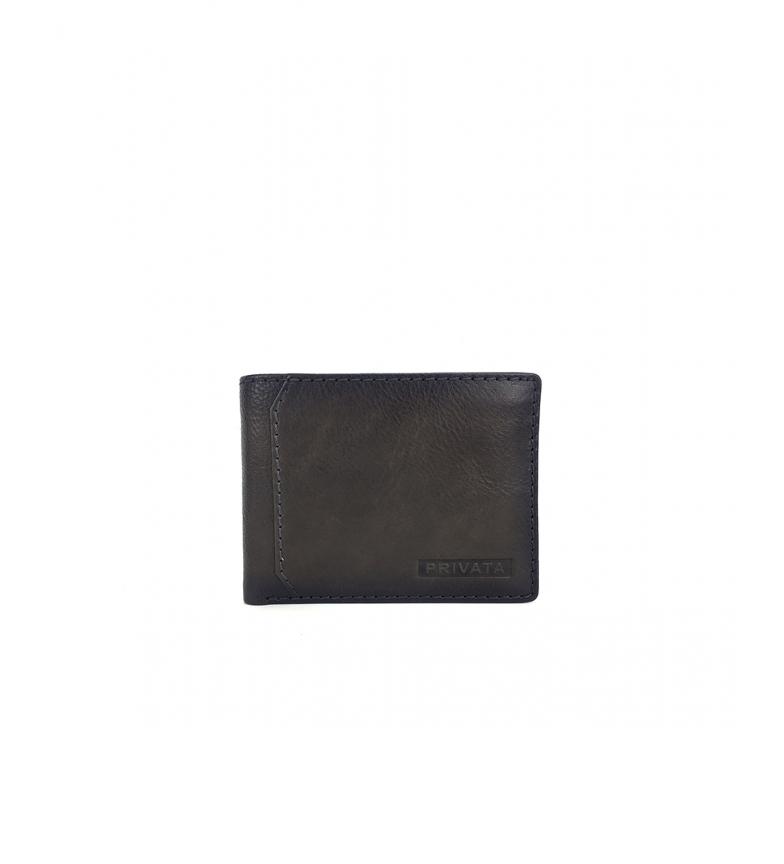 Comprar Privata Portafoglio in pelle MHPR84788 taupe -8,5x11x1cm-