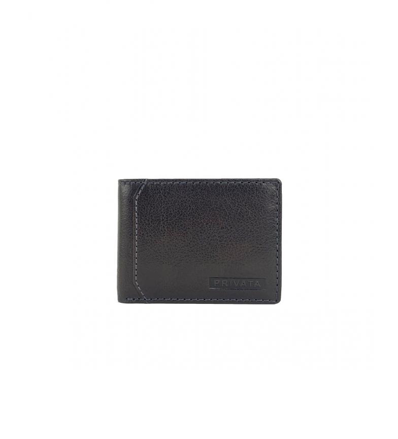 Comprar Privata Portafoglio in pelle MHPR84792 taupe -8x10,5x1cm-