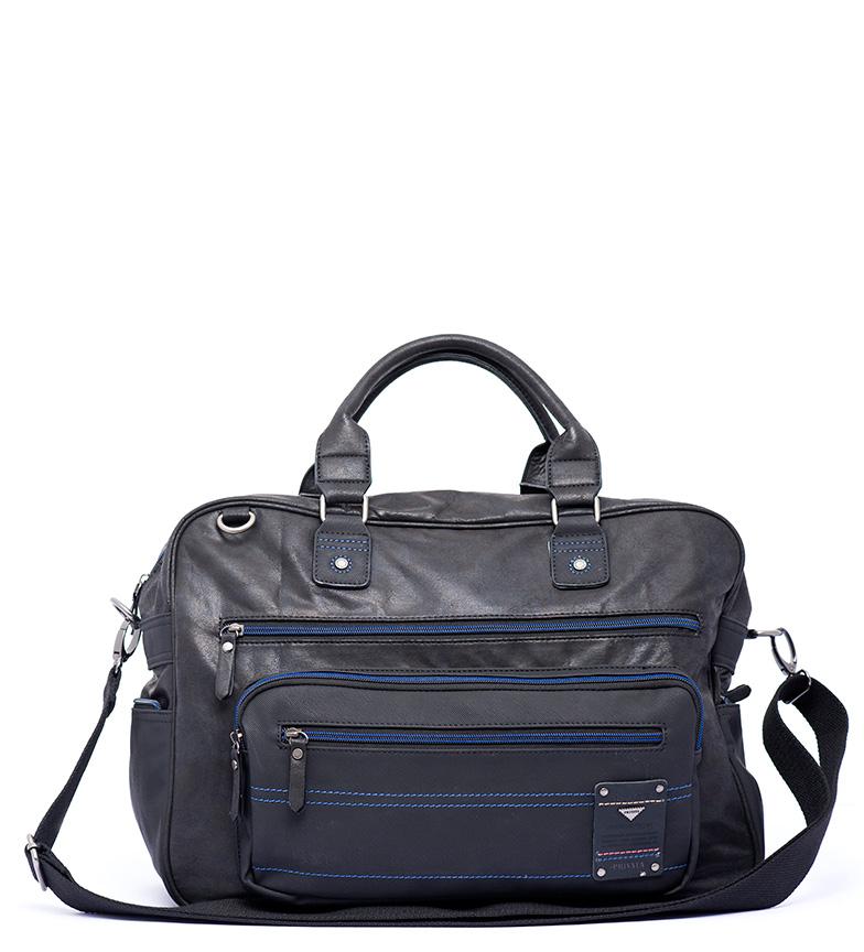 Comprar Privata Travel bag Switch black -28x38x18cm-