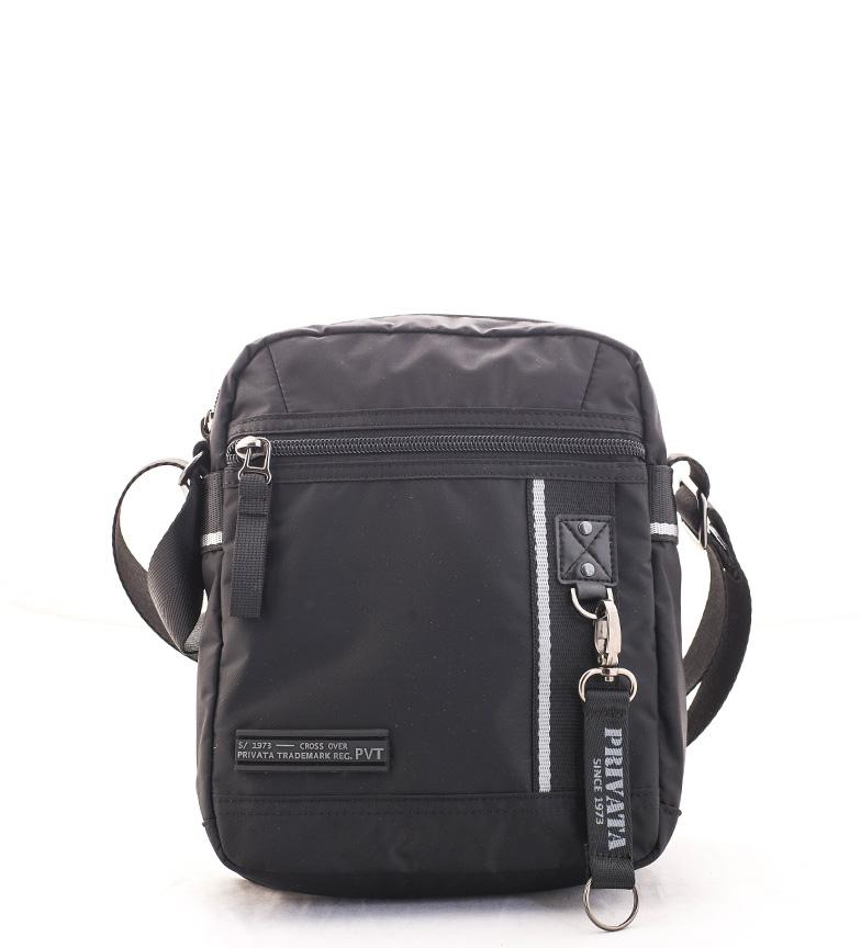 Comprar Privata Bolso bandolera Random negro -23,5x19x6,6cm-
