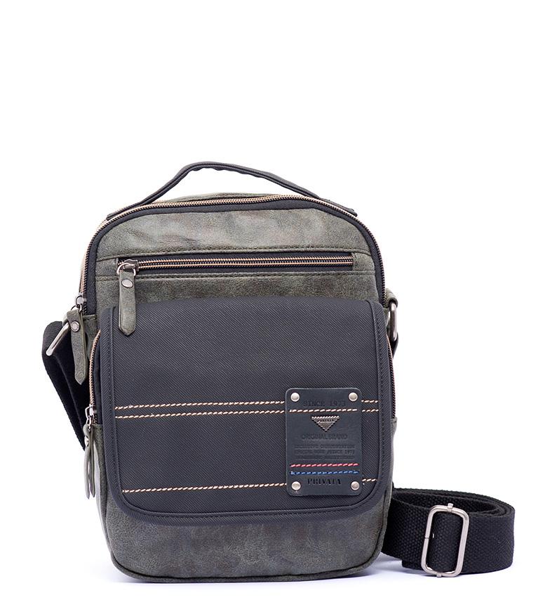 Comprar Privata Shoulder bag Switch kaki -29x19x10cm-