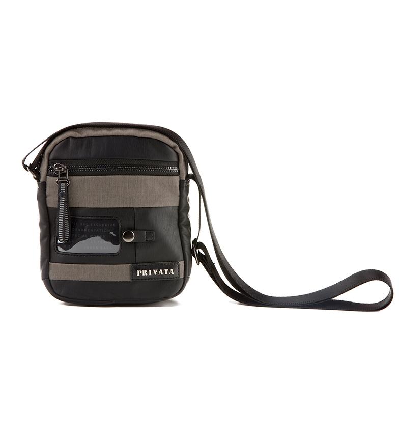 Comprar Privata Urban taupe shoulder strap -18x15x6cm