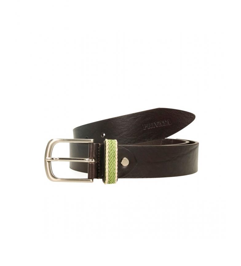 Privata Leather belt CIPR73600 brown