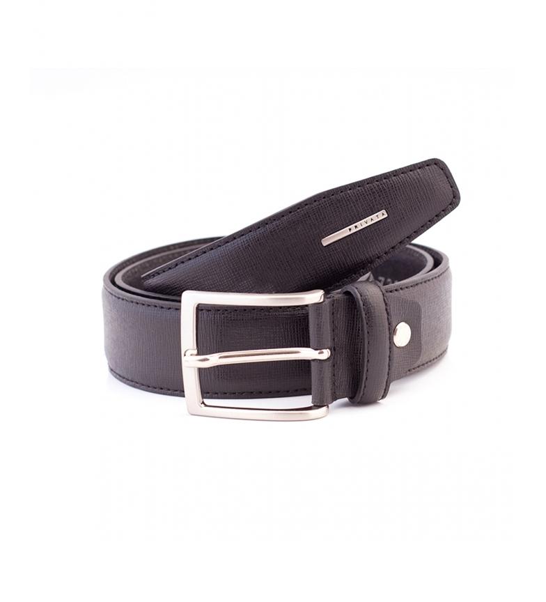 Comprar Privata CIPR73617 cintura in pelle marrone