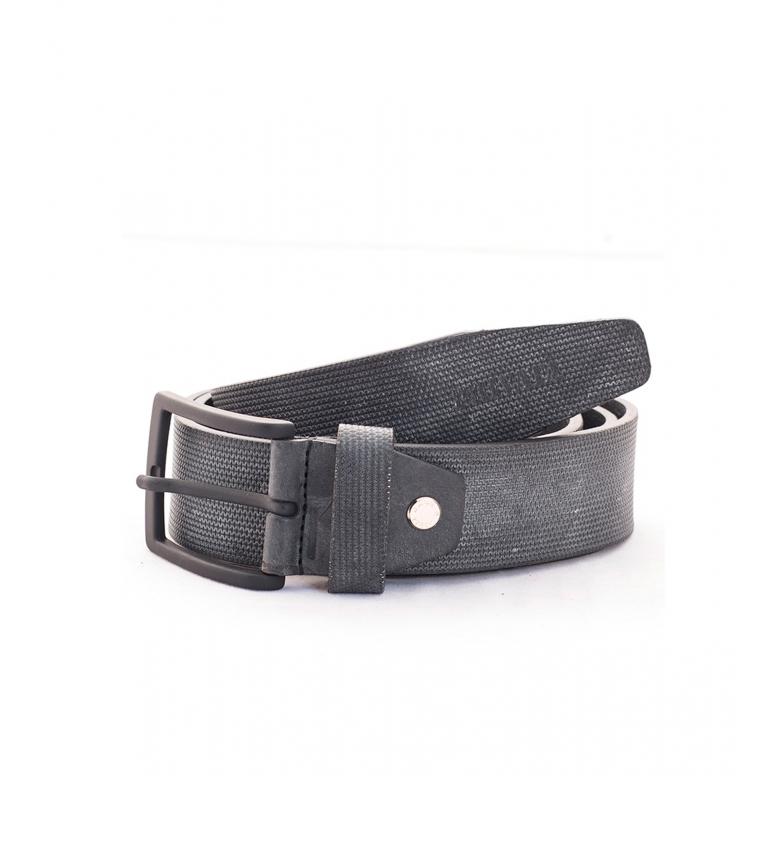 Comprar Privata Cintura in pelle CIPR73625 nera