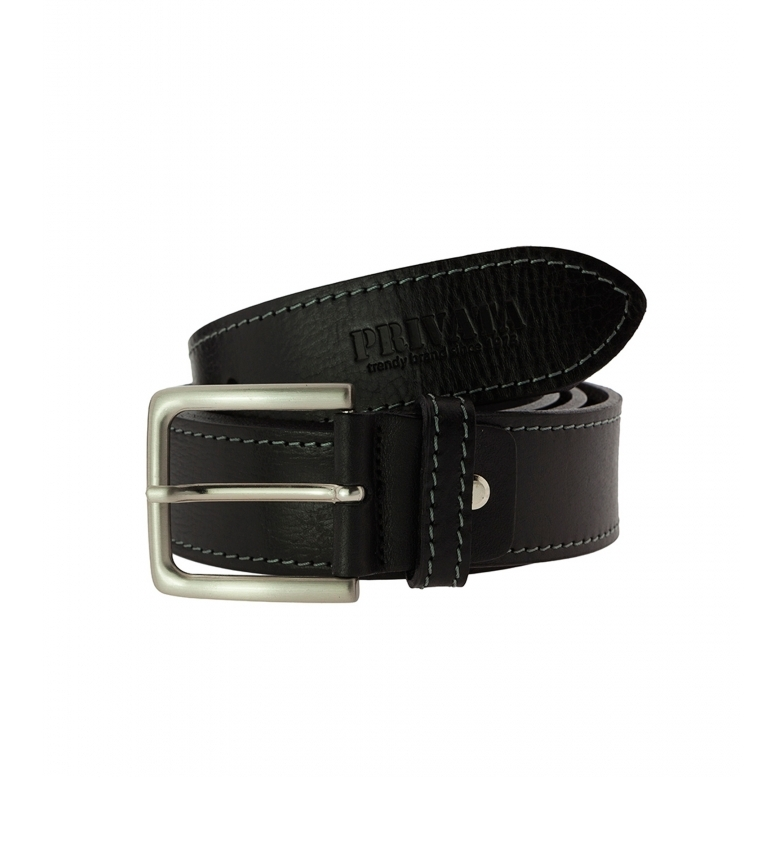 Comprar Privata CIPR74008 cintura in pelle marrone