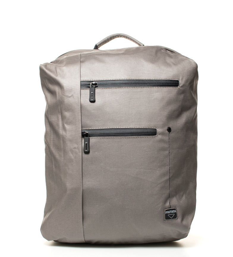 Comprar Privata Backpack Solid taupe - 45x30x8 cm-