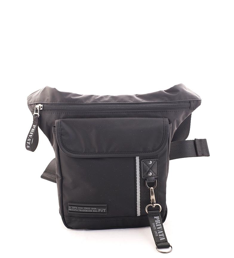 Comprar Privata Random waist bag black -23x35x4,5cm-