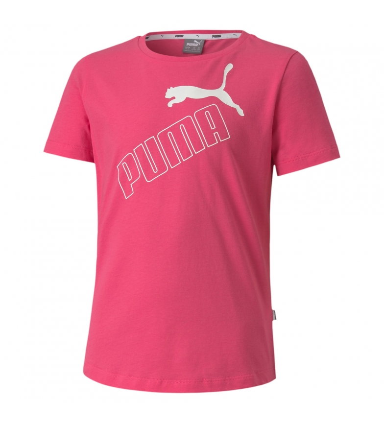 Comprar Puma Camiseta Amplified Girl rosa