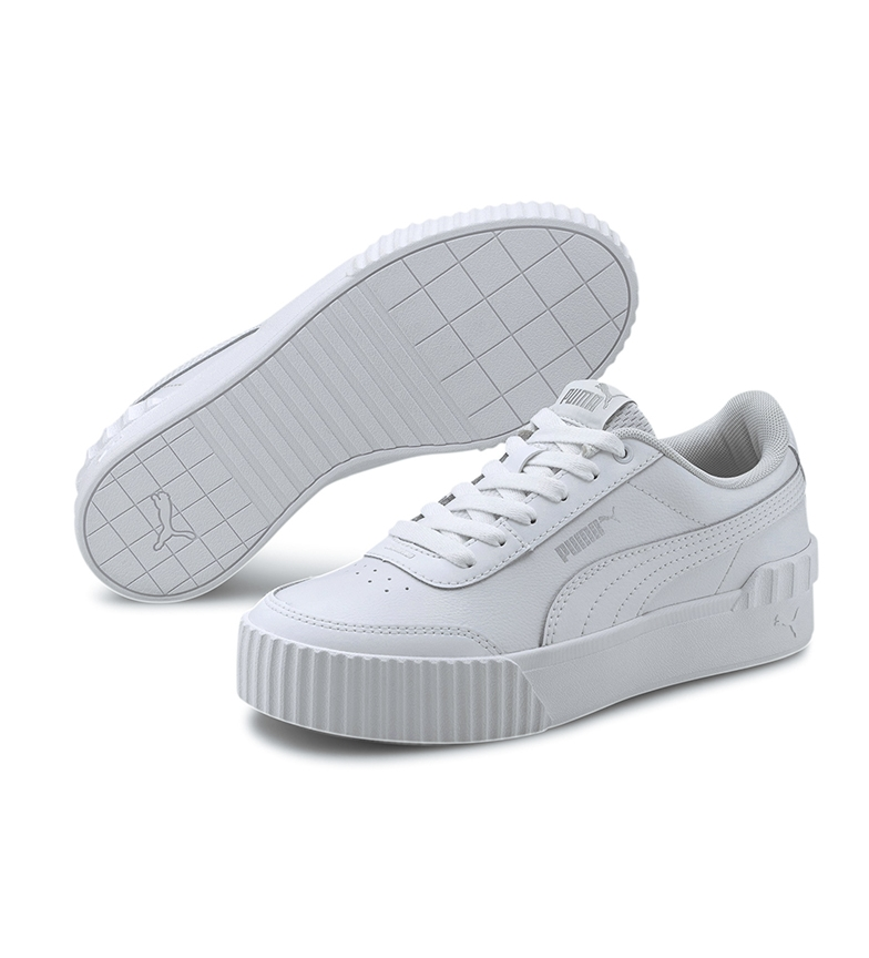 Comprar Puma Carina LIft TW sapatos brancos