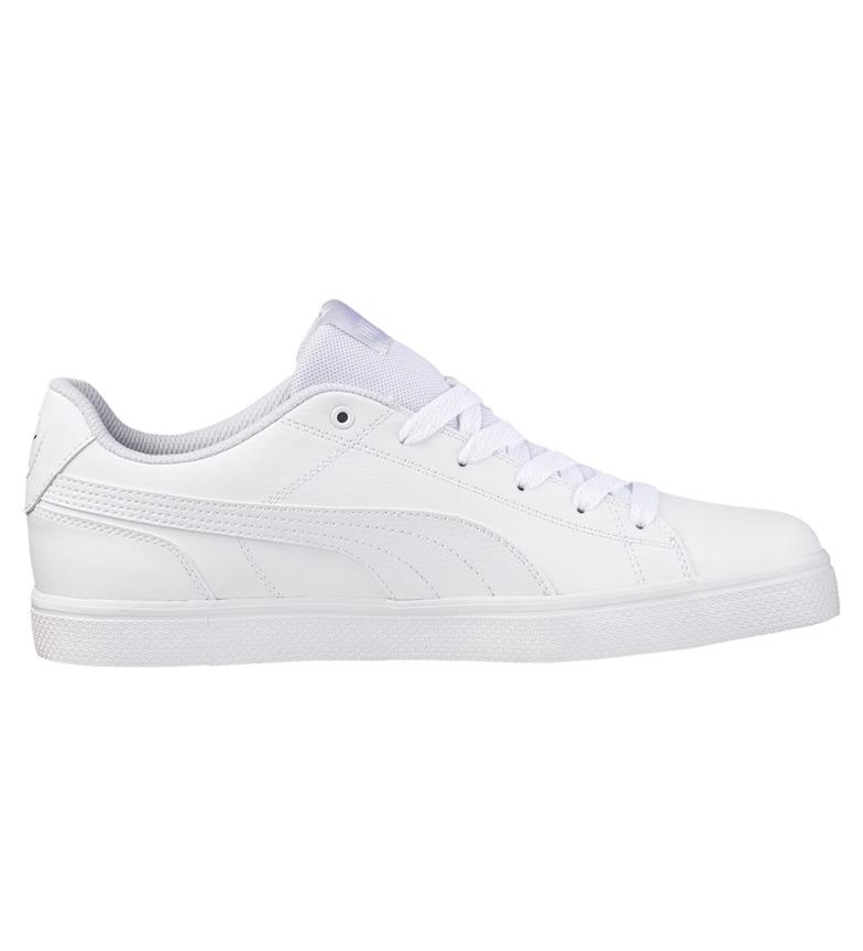 Comprar Puma Sapatos Vulc v2 Court Point brancos