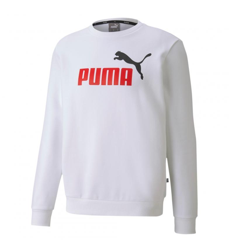 Comprar Puma Sweatshirt ESS 2 Col FL Big Logo white