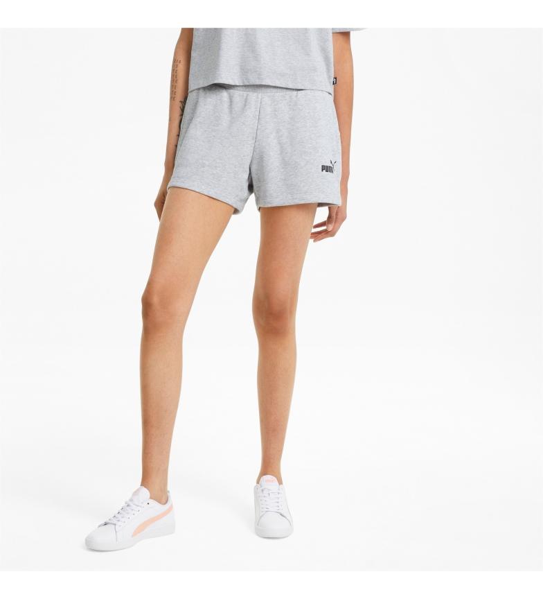 Comprar Puma Essentials Calções Desportivos Essentials cinzento
