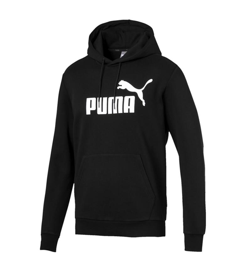 Comprar Puma ESS Hoody FL Big Logo Sweatshirt black