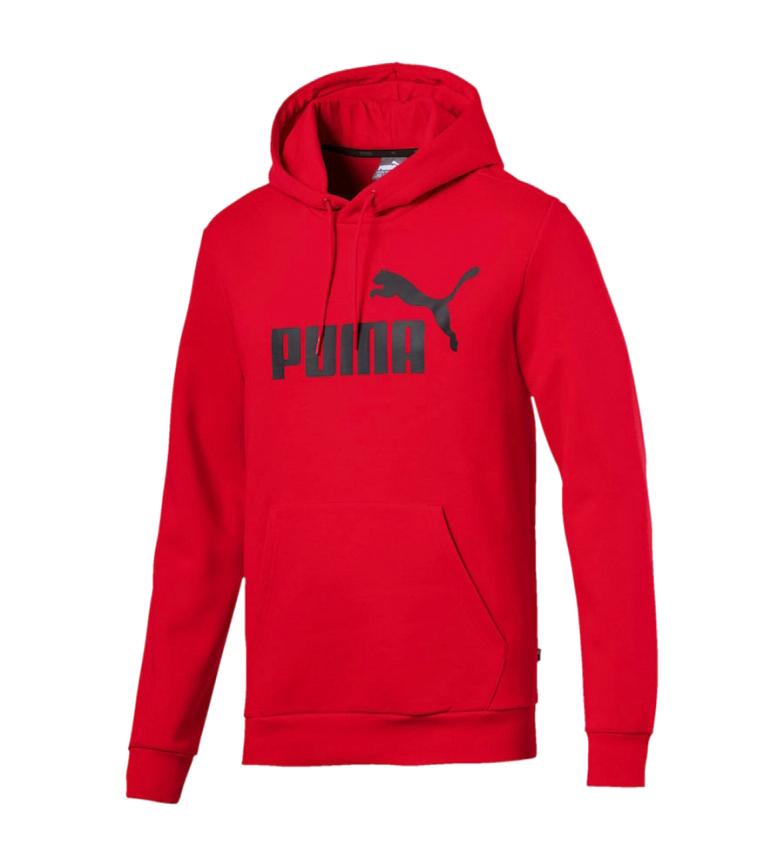 Comprar Puma ESS Hoody FL Big Logo red