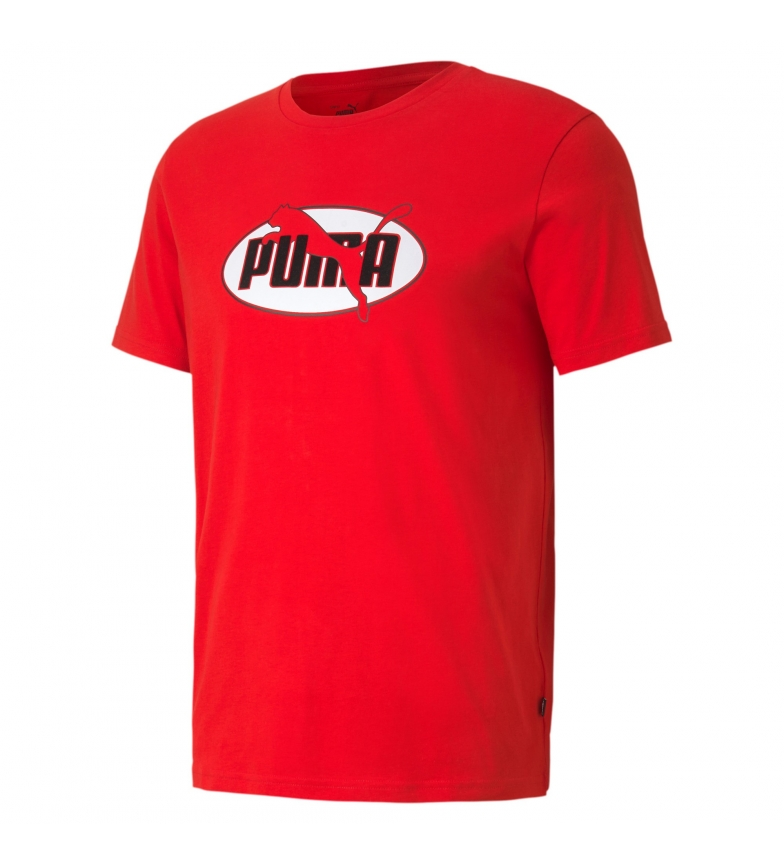 Comprar Puma T-shirt Flock rouge