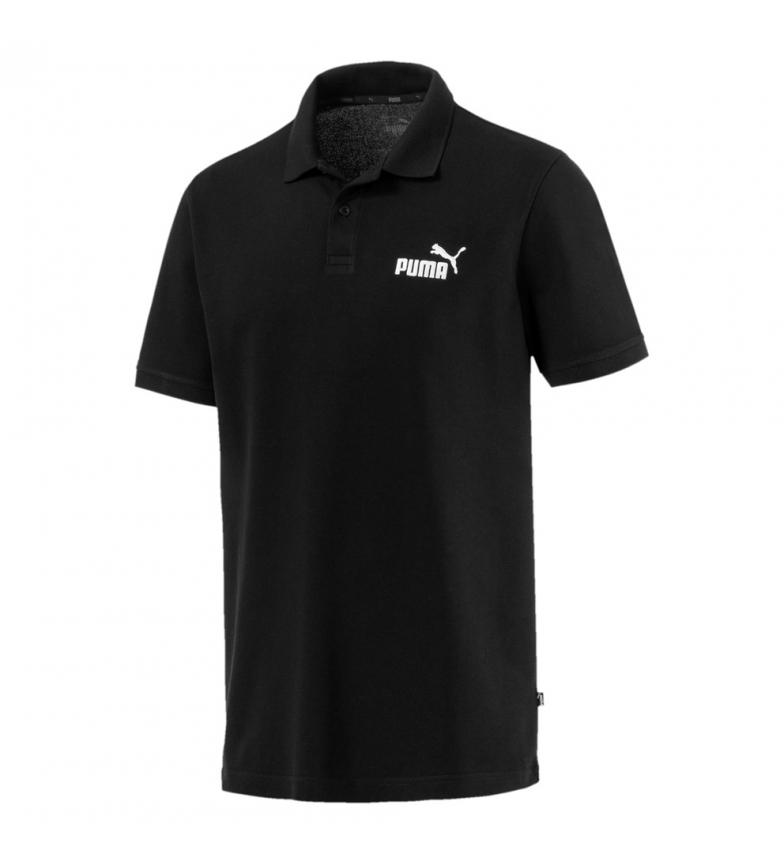 Comprar Puma Polo en coton piqué Essentials noir