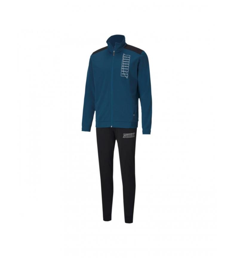 Comprar Puma Survêtement graphique bleu classique