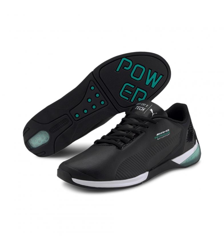 Comprar Puma Couro MAPM Kart Kart Cat-X Tech calçado preto