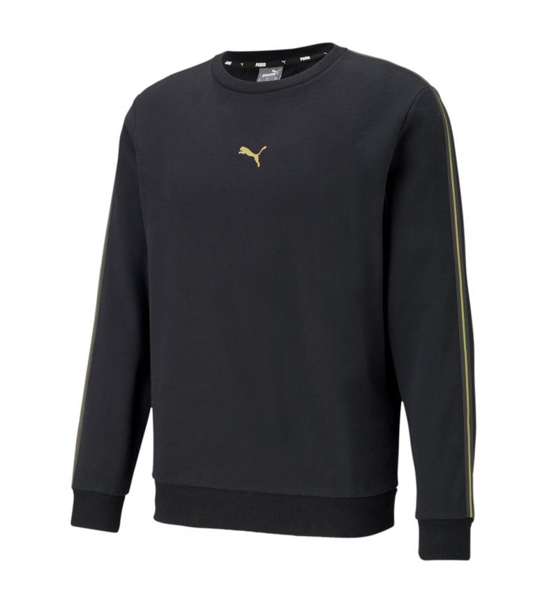 Comprar Puma Metallic Nights sweatshirt black