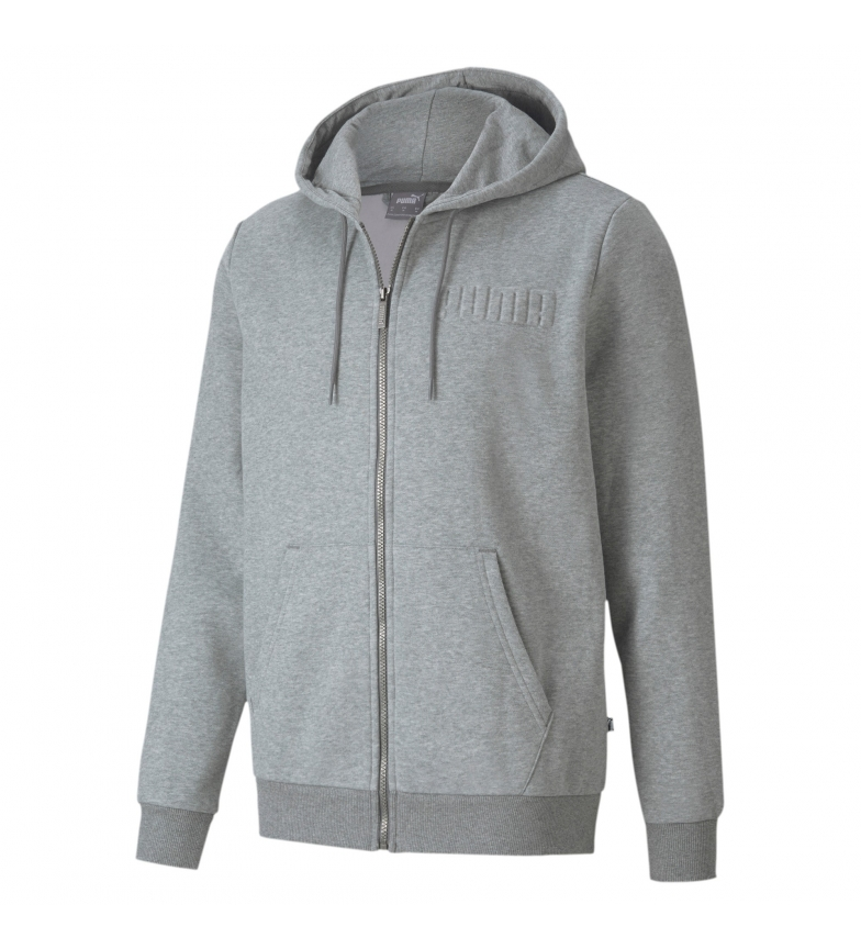 Comprar Puma Modern Basics FZ Hoodie gris