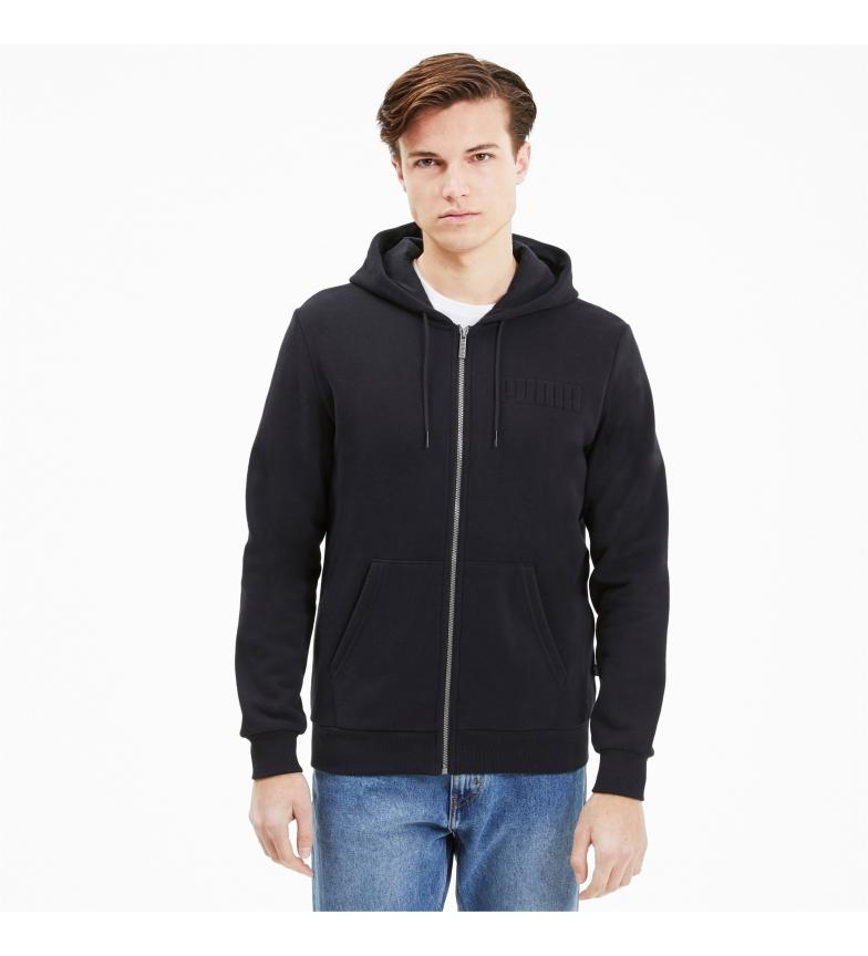 Comprar Puma Modern Basics FZ Hoodie black