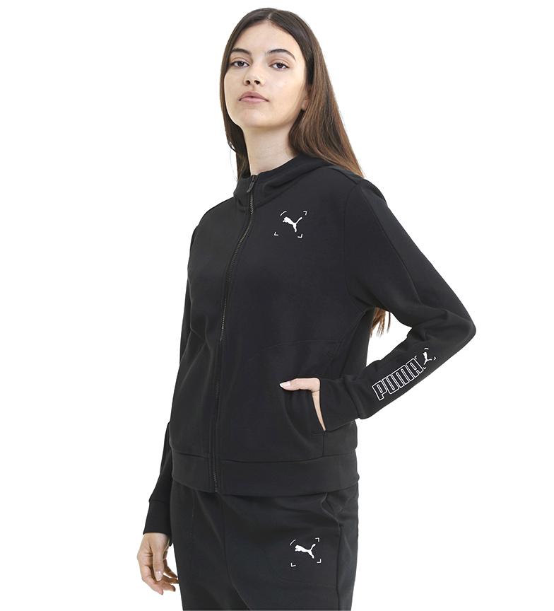 Comprar Puma Nu- utilitário Full-Zip Hoody preto