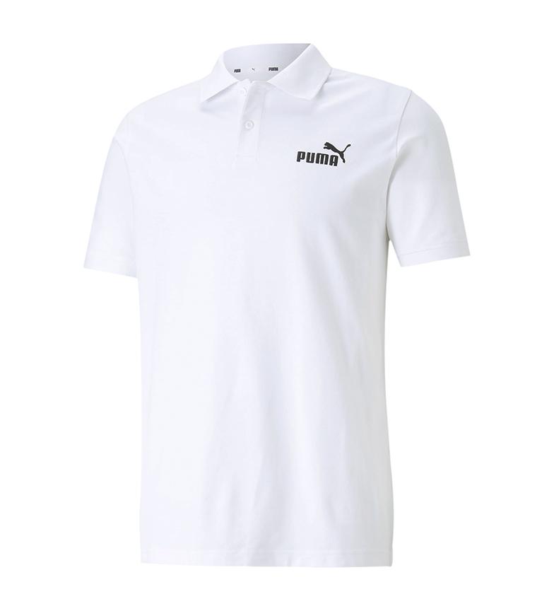 Comprar Puma Pique Essentials Polo Shirt white
